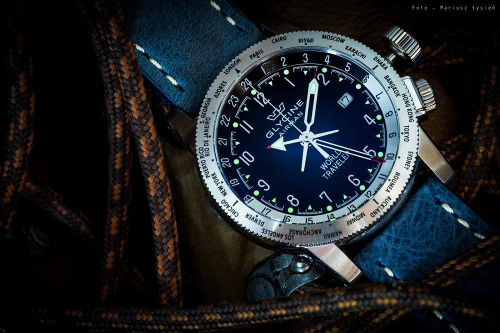Zegarek z kolekcji Airman